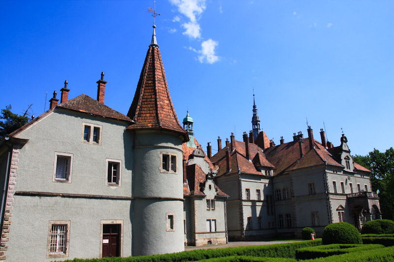 Замок Шонбурнів