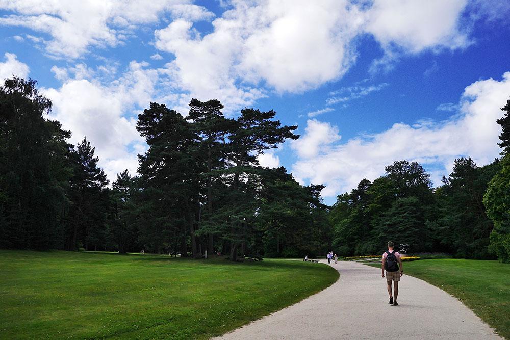 Паланга парк 3