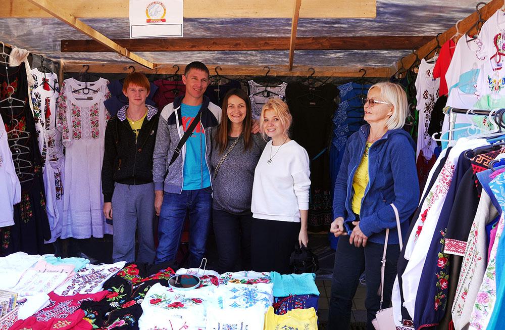 Паланга українці