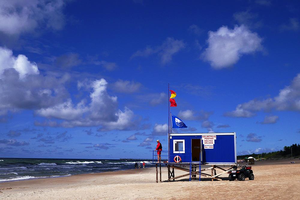 Пляж Паланга 5