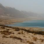 Мертве Море дикарем