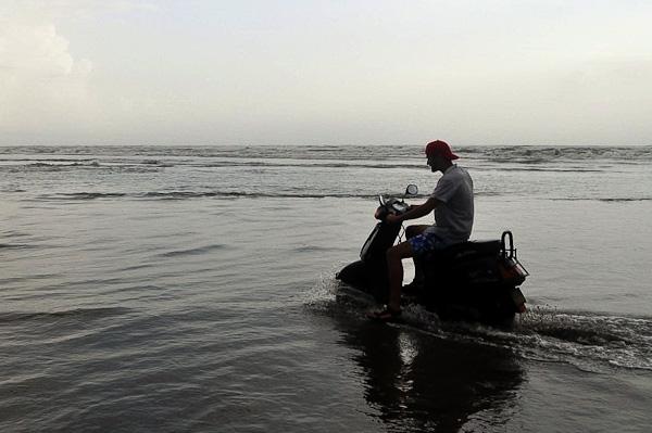 мотоцикл гоа2