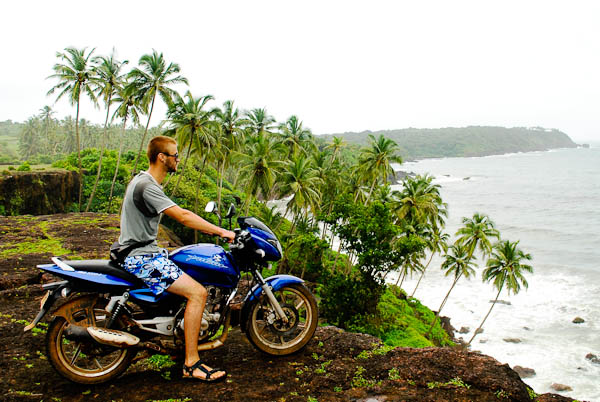 мотоцикл південний гоа1