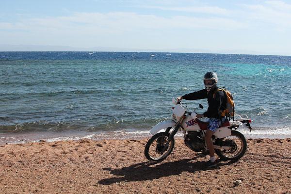 мотоцикл дахаб