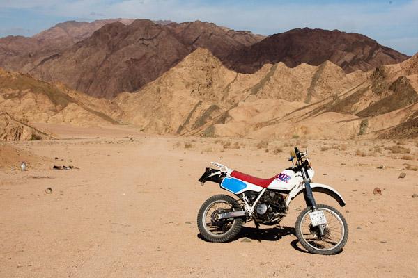 мотоцикл дахаб1