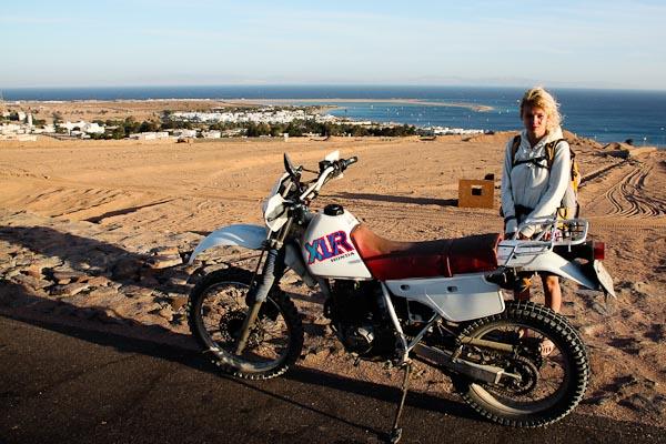 мотоцикл дахаб2