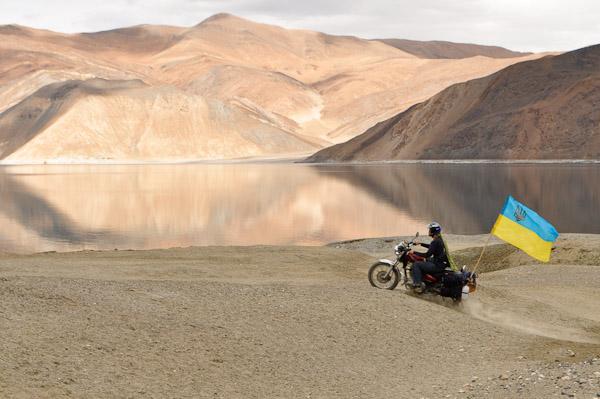 мотоцикл Панконг Тсо