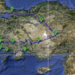 3500 км по Туреччині на авто