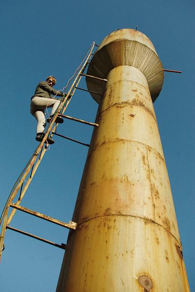 крехів водонапірна вежа
