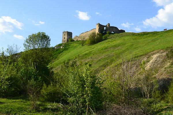 кудринці замок