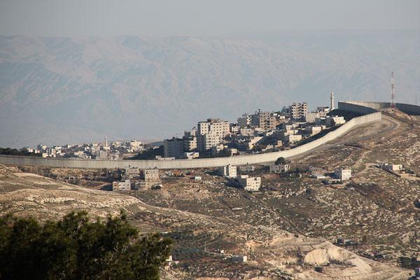 палестина стіна