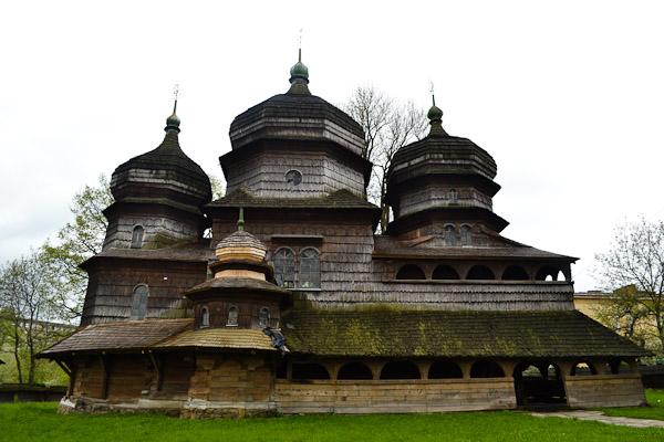 Церква святого Юрія в Дрогобичі