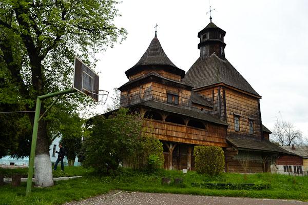 Церква Чесного Христа в Дрогобичі