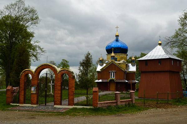 Прикарпатське Село