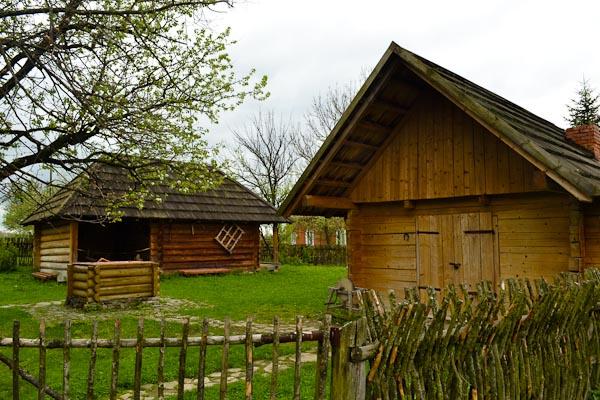 Садиба Франка в Нагуєвичах