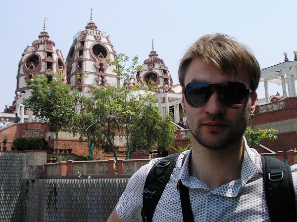 Храм Іскон, Делі