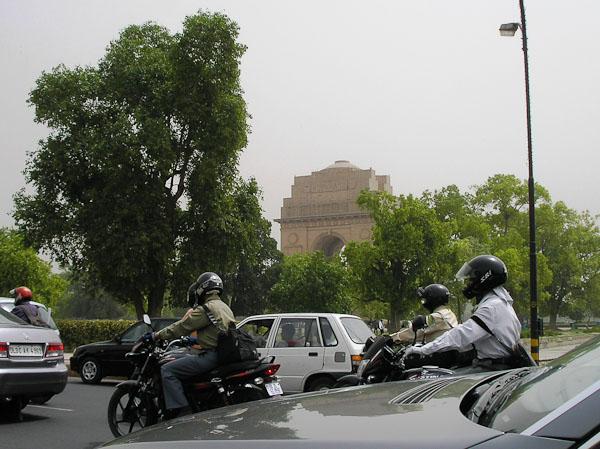 Індійські Ворота, Нью-Делі