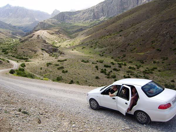 гори Таурус