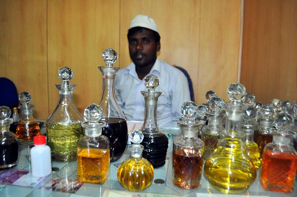 Фарфуми в Майсор, Індія