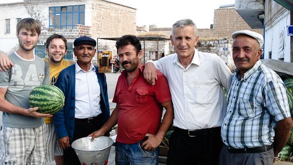 Анатолія, Центральна Туреччина
