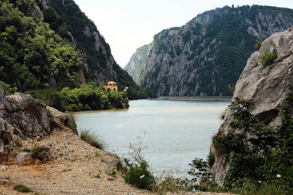 Залізні Ворота, Дунай