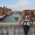 Як перебороти страх спілкування так, щоб насолодитися процесом? Опитування у Венеції :-)