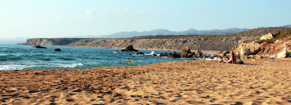 пляж Лара, Кіпр