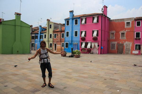 Бурано1, Венеція