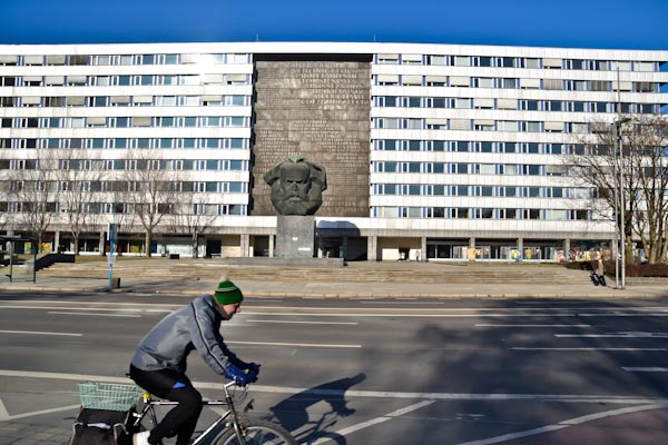 Карл-Маркс Штадт, Кемніц, Німеччина