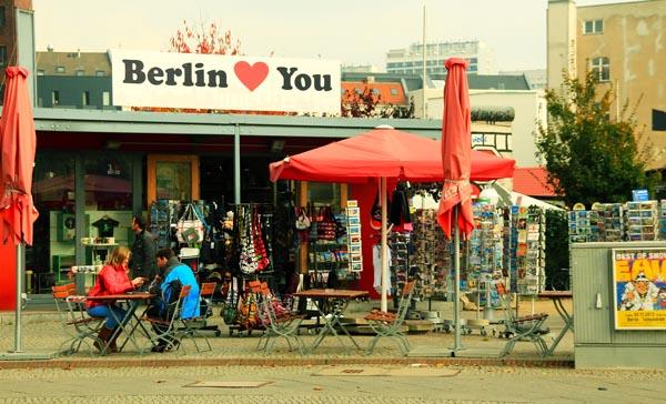 я люблю Берлін