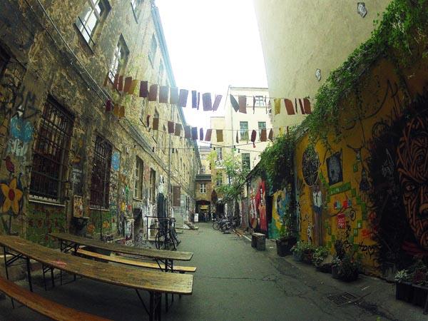 вулиці Берліну