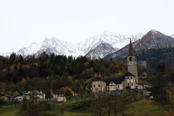 Італія, Альпи