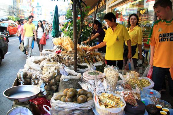 Китайський квартал Тайланд