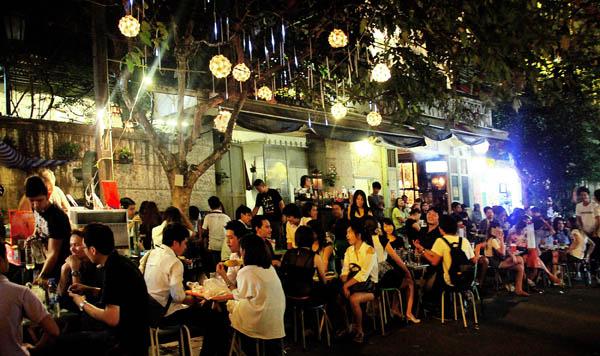 ресторан Тайланд