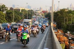 Бангкок Транспорт