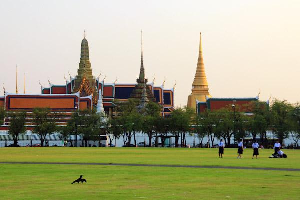 1 - Бангкок, Ват Па Каев