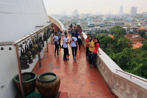 5 - Бангкок, Храмова гора