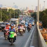 Шалений Транспорт Бангкоку