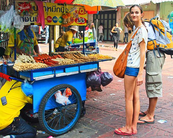 Їжа в Тайланді