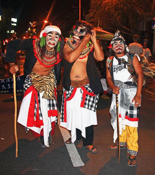Новий Рік на Балі