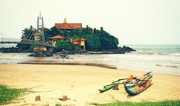 шрі-ланка-пляж