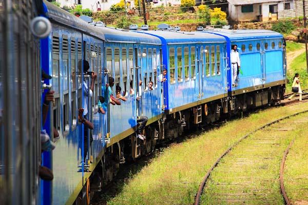 шрі-ланка-поїзд