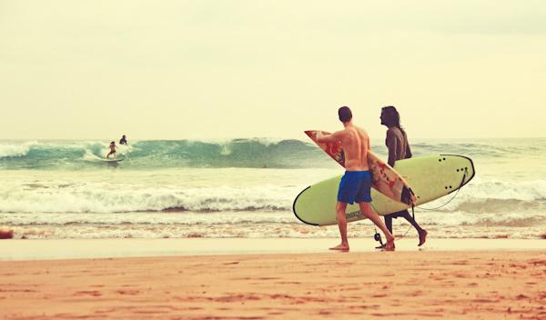 шрі-ланка-серфінг