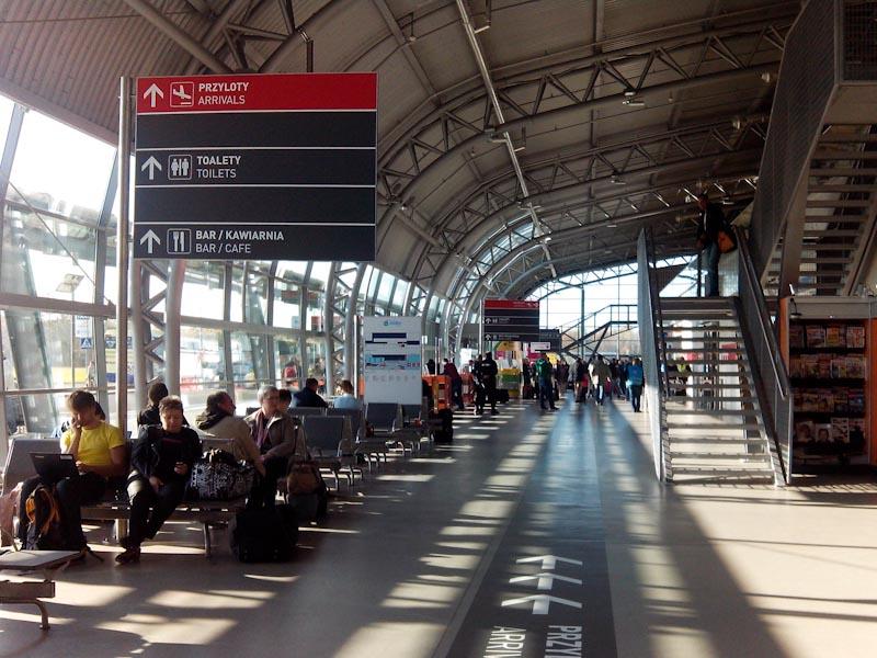 аеропорт модлін варшава