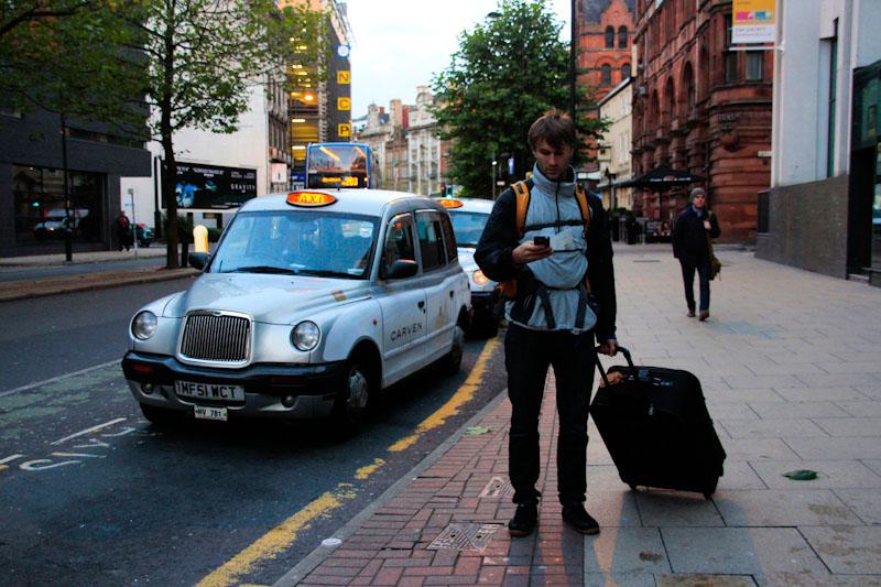 великобританія таксі