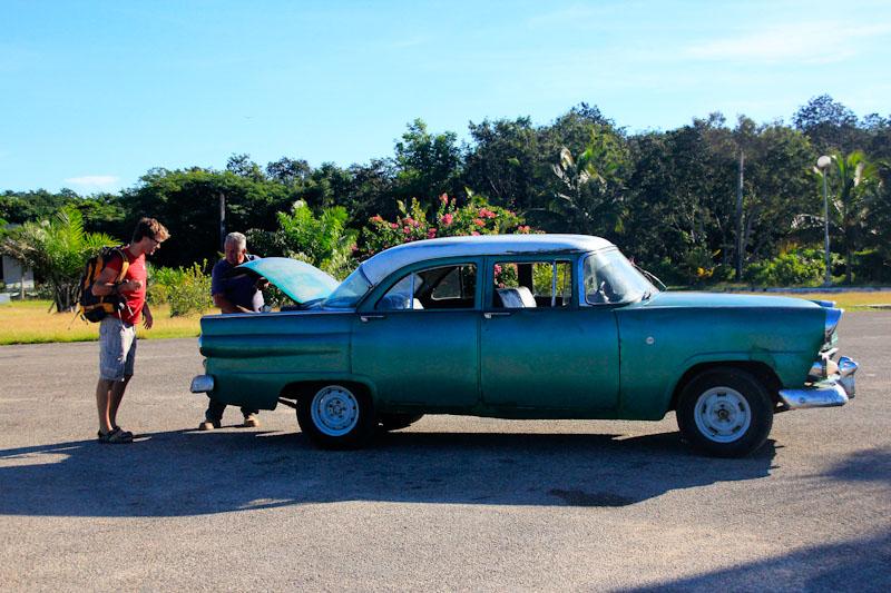 Плая Ларга, Куба