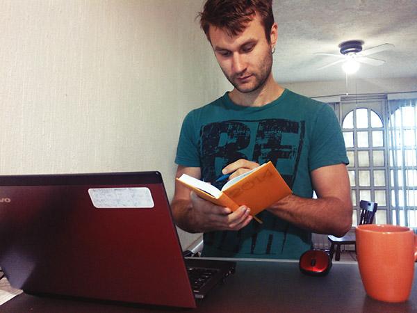 orest notebook