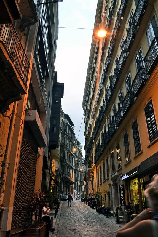квартали Стамбулу