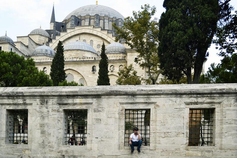 мечеть і людина