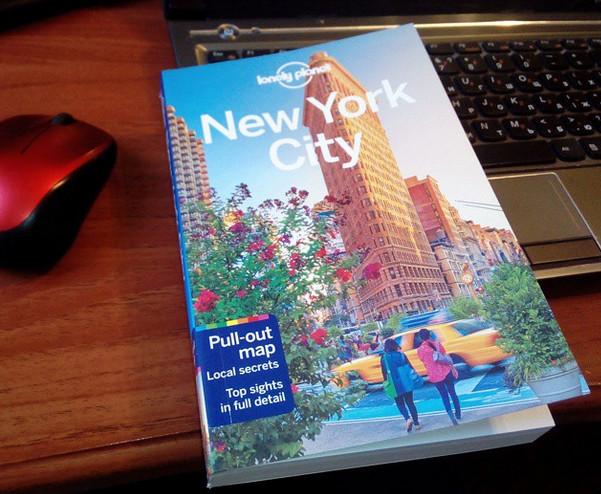путівник Нью Йорк